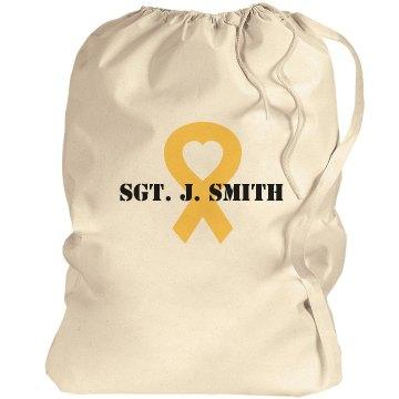 Sgt. Smith Military Bag