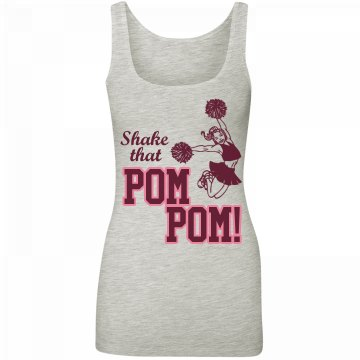 Shake that Cheer Pom Pon