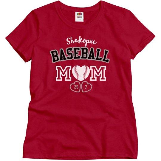 Shakopee Mom, 2 numbers