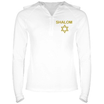 Shalom Hoodie