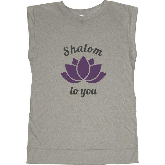 Shalom (peace)