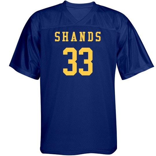 Shands Jersey