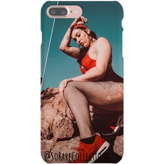 """shannonsorare"" Iphone 7+ Case"