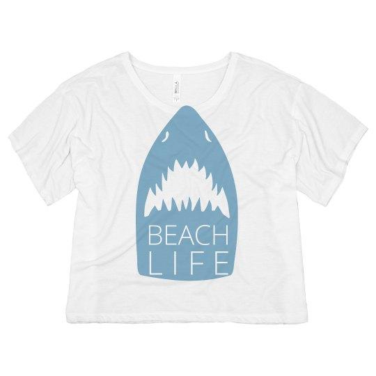 Shark Beach Life