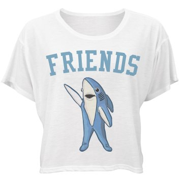 Shark Best Friends