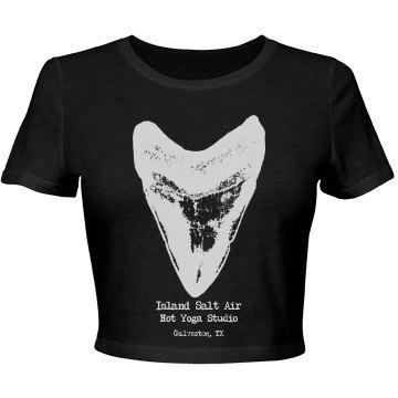 Shark Tooth Black