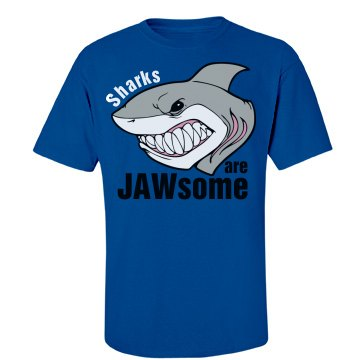 Sharks Are JAWsome
