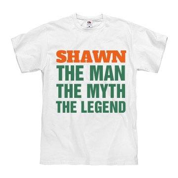 Shawn the man