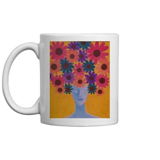 She Is- Latina Magic Coffee Mug