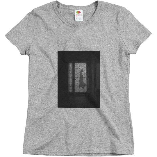 She left (t-shirt)