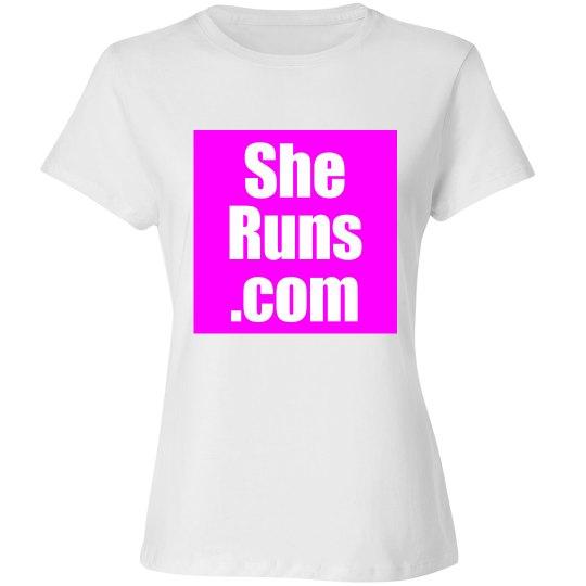 She Runs Official