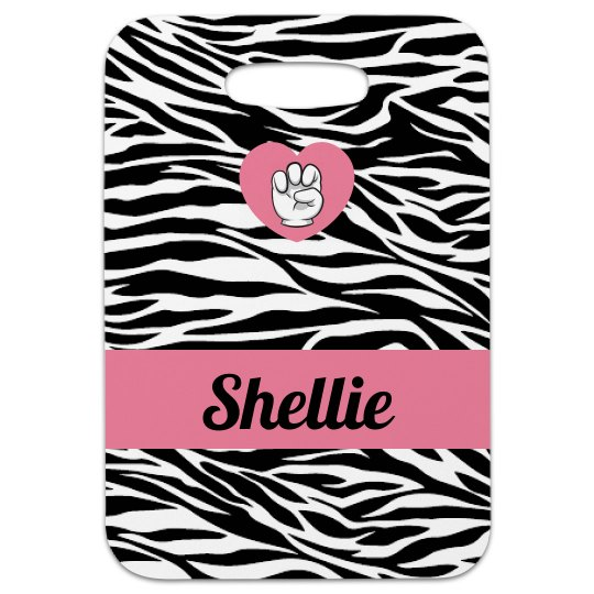 Shellie's Cheer Tag