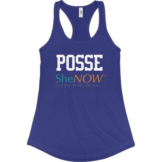 SheNOW Ambassador POSSE Tank