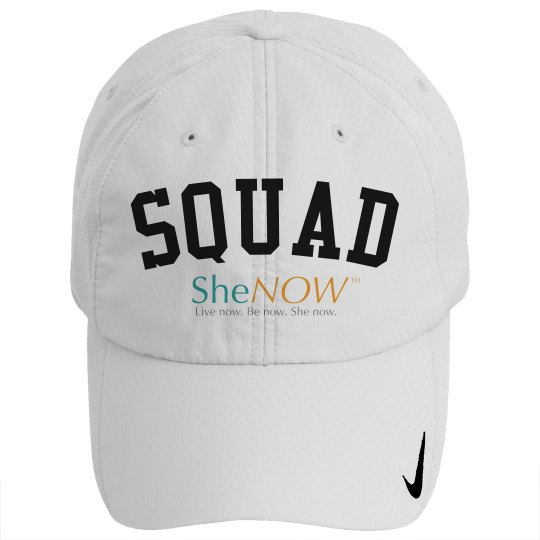 SheNOW Ambassador SQUAD cap