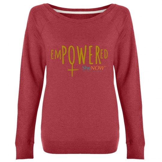 SheNow #Empowered - Sweatshirt