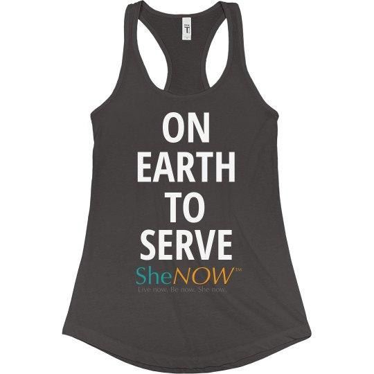 SheNOW #SERVICE Tank
