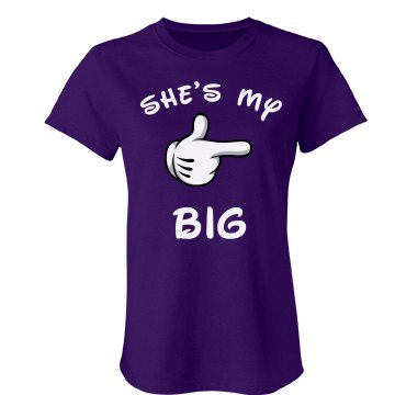 She's My Big