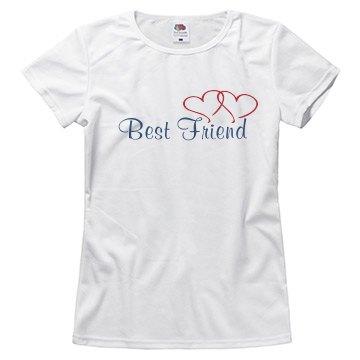 Shirt That Says Best Friend