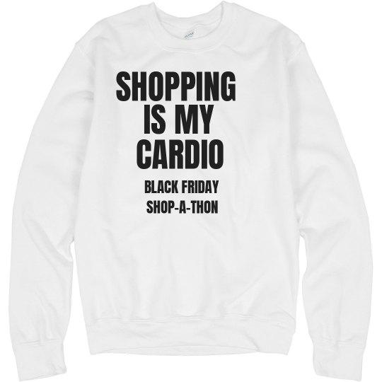 Shopping My Cardio