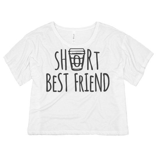 Short Best Friend Latte