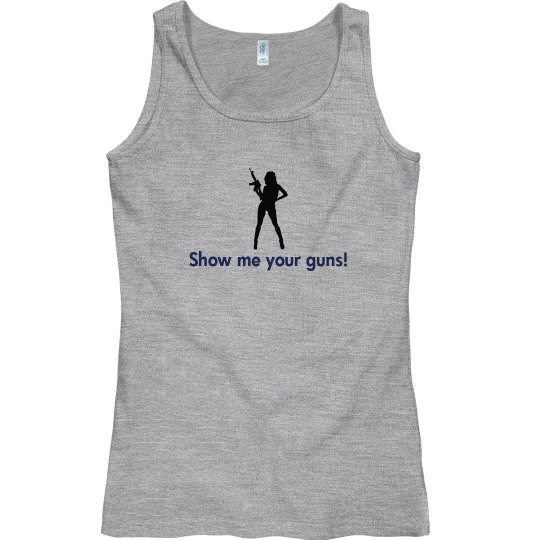 Show me Guns Gray