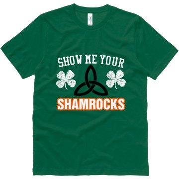 Show Me Your Shamrocks