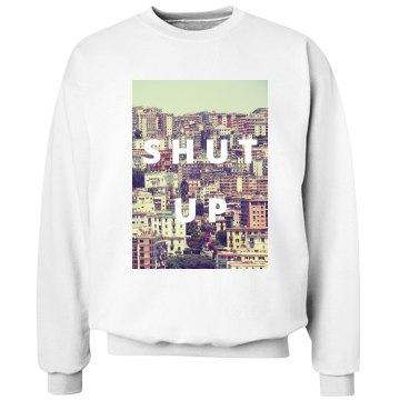 Shut Up Photo