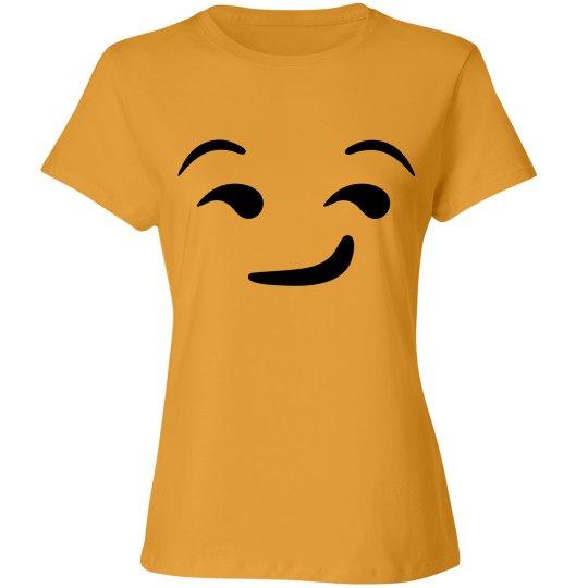 Shy Emoji
