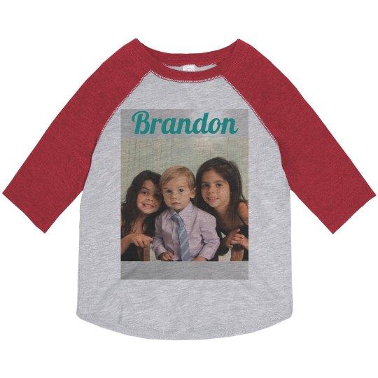 sierra's shirt for Brandon