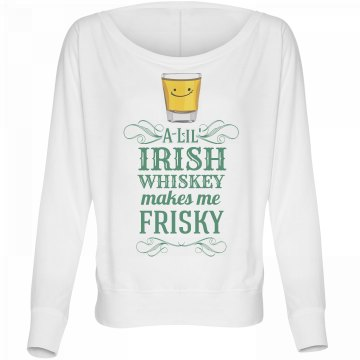 Silly Irish Whiskey Guy