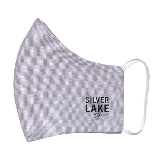 SILVER LAKE 2 ply face mask