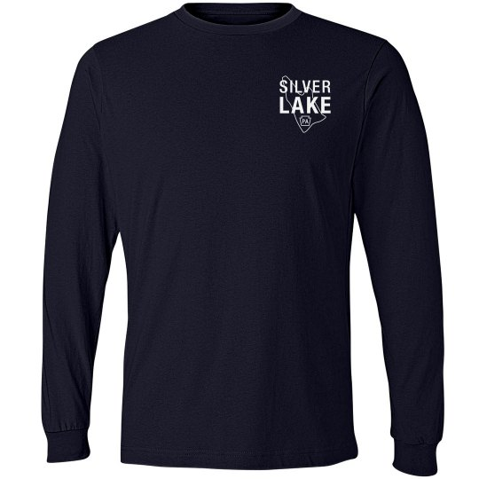 Silver Lake long sleeve t-shirt