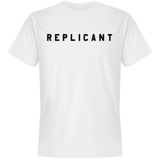 Simple Android Replicant Design