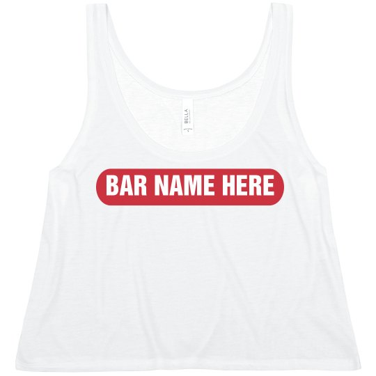 Simple Custom Bar Design