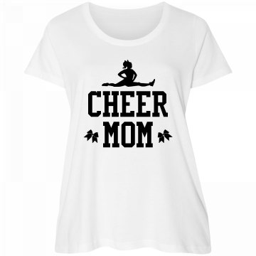 Simple Cute Cheer Mom