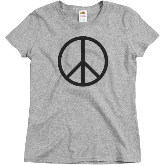 Simple Peace Symbol