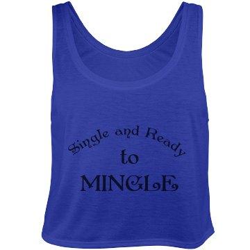 Single Mingle Blue