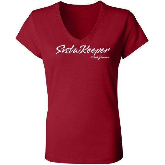 SistaKeeper Signature IDM Tee