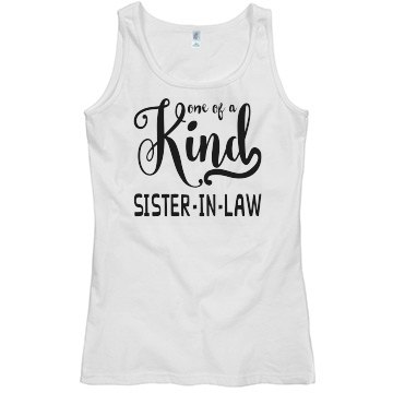Sister-in-Law  Gildan Softstyle Tank Top