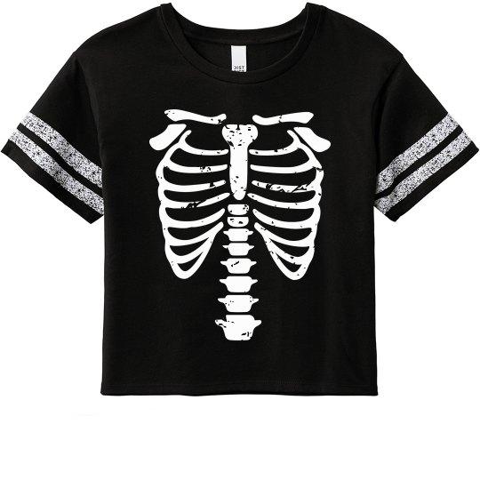 Skeleton Ribcage