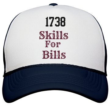 Skills for bills hat
