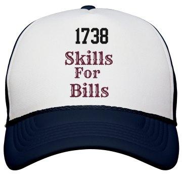Skills for bills hat