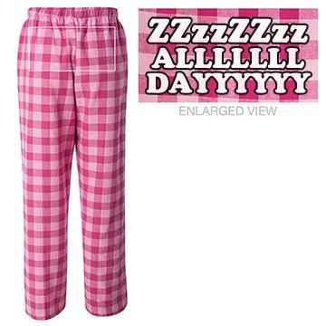 Sleep All Day Pajamas