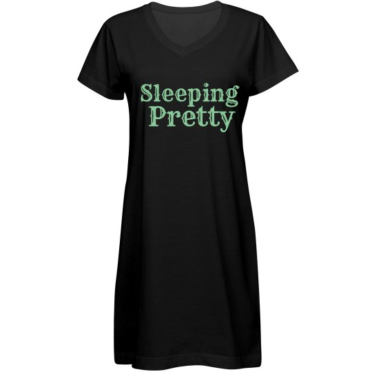 Sleeping Tshirt Dress