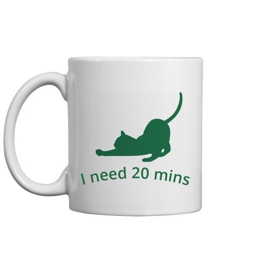 Sleepy Mug