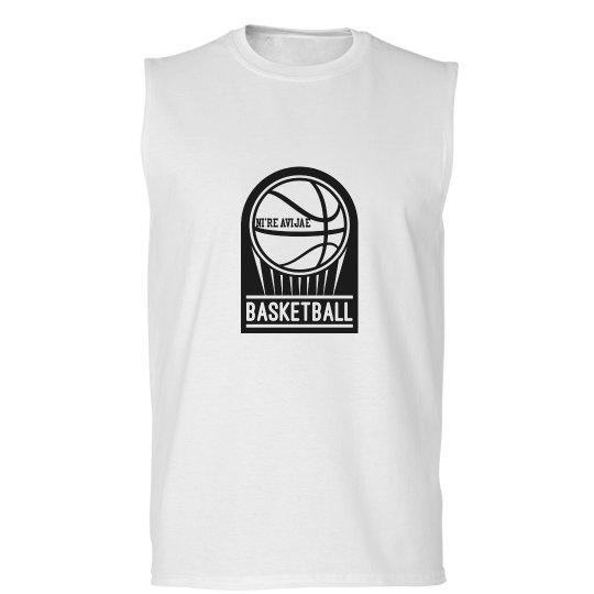Sleeveless Basketball Tee