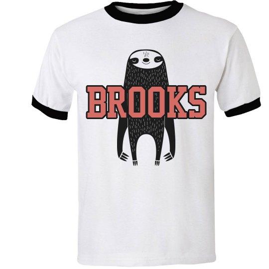 Sloth Brooks