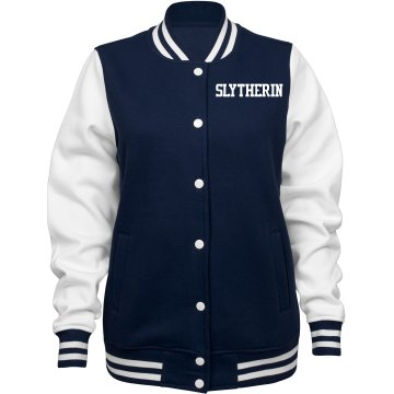 Slytherin Letterman