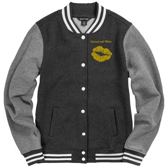 S&M jacket Irma's
