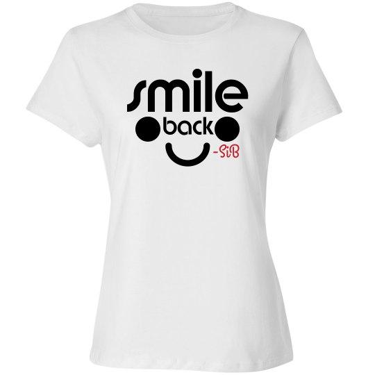 Smile Back (blk)